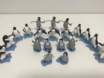 Kinder Surprise Toys / Penguins Collection 20 pc