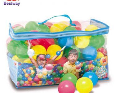 FOR FREE / Splash & Play 90 Bouncing Balls