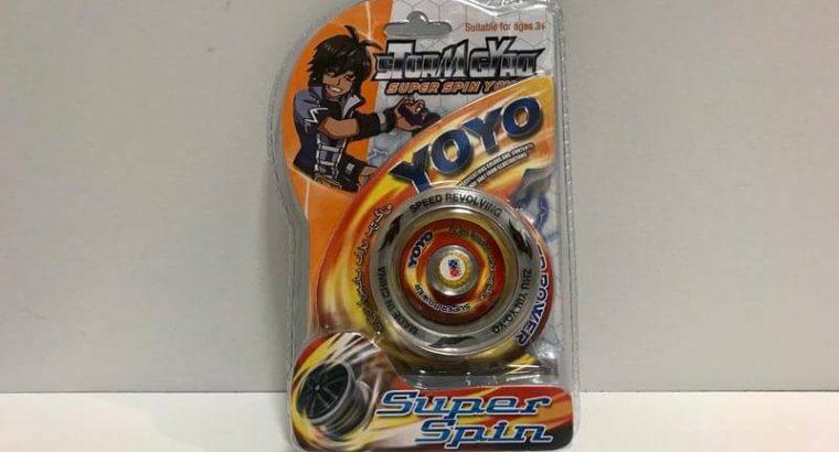 Super Spin YoYo Storm Gyro