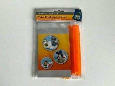 Waterproof Zip Lock Bag iPad/Phone
