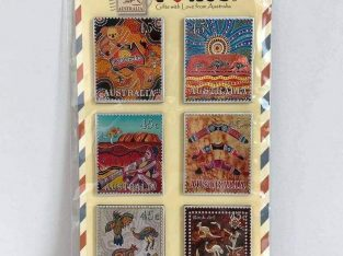 Australia Fridge Magnet Set of 6