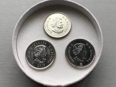 Canada 25 Cents – Elizabeth II