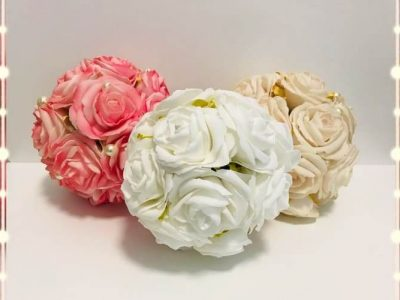 Artificial Flowers for Decoration and Crafts