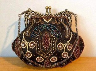 Evening Handbag Vintage Style