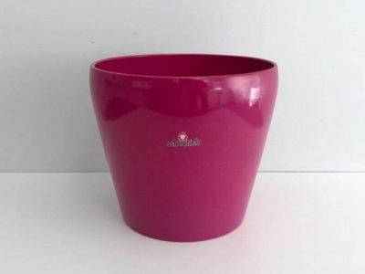 Pink Ceramic Flower Pot