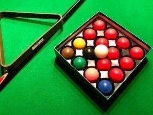 Billiard Snooker Balls Set