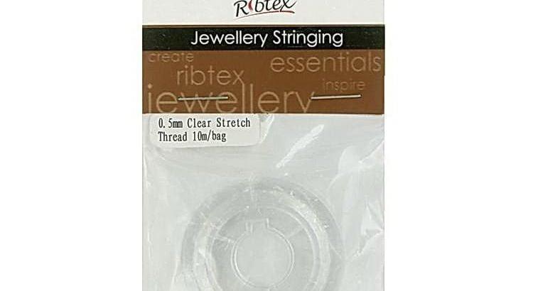 Ribtex Jewellery Stringing
