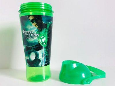 "Cinema Mug with Lid ""Green Lantern"""