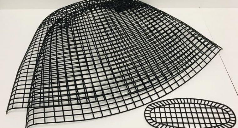 V-Shape Parts for Handcrafted Handbag DIY