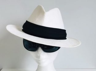 Ladies White Hat SEED Heritage
