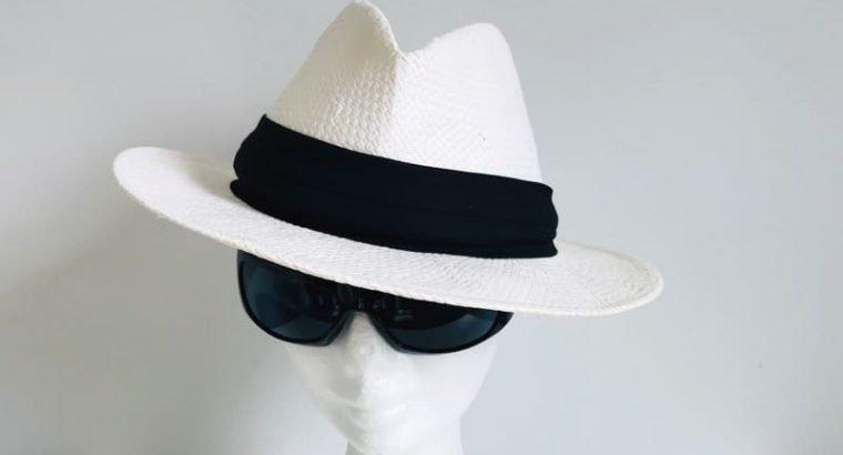 Ladies White Hat SEED Heritage