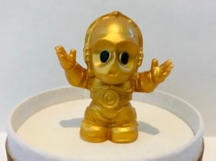 Ooshies Collectables Toys/ Golden C-3PO