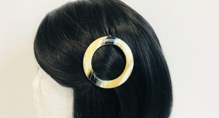 Pegan Acetate Clip for Hair