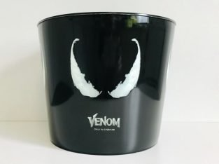 Venom Movie Marvel/ Collectable Popcorn Tin
